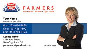Farmers insurance business card designs printzu farmers03 colourmoves
