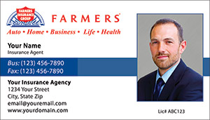 Farmers insurance business card designs printzu farmers12 reheart